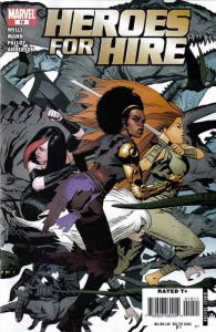 Heroes For Hire (Vol. 2) #10 FN; Marvel | save on shipping - details inside