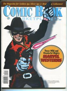 Comic Book Marketplace #82 2000-Gemstone-Carl BarksTwo-Gun Kid-collector info-VF