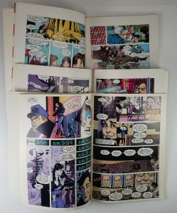 3x Howard Chaykin's American Flagg!: First Graphic Novel 80's All First Printing