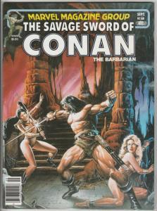 Savage Sword of Conan #68 (Sep-81) NM- High-Grade Conan