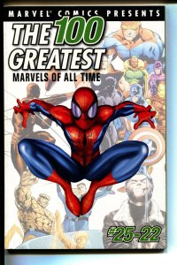 100 Greatest Marvels Of All Time-Stan Lee-#25-22-TPB-trade
