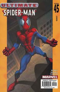 Ultimate Spider-Man #45 VF/NM; Marvel   save on shipping - details inside