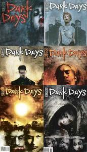 DARK DAYS (2003 IDW) 1-6 30 Days Of Night sequel