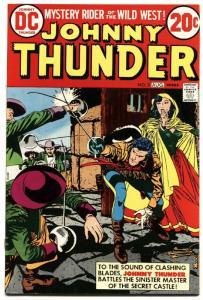 JOHNNY THUNDER #3-ALEX TOTH-GIL KANE-WESTERN-1973