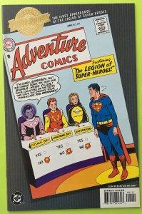 ADVENTURE COMICS 247 MILLENNIUM EDITION 1ST LEGION DC