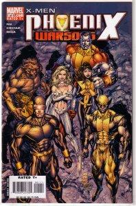 X-Men: Phoenix -- Warsong #1 of 5 VG Pak/Kirkham, Silvestri cover