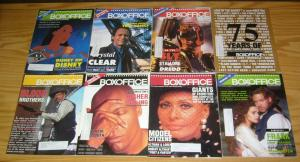 BoxOffice Magazine lot of (41) FN/VF/NM box office mags 1994-1997 movies set
