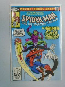 Spider-Man and His Amazing Friends #1 Direct Edition 6.0 FN (1981)