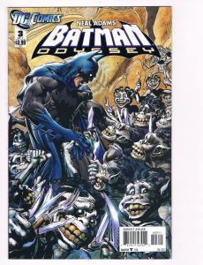 Batman Odyssey # 3 DC Comic Books Awesome Issue Modern Age Batman Robin WOW! S30