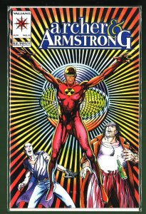 Archer & Armstrong #11 (1993)