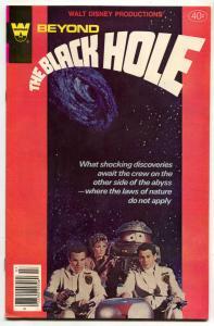 The Black Hole #3 1980- Whitman- Disney movie comic VF