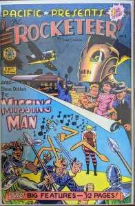 Pacific Presents #1 (1982) MOVIE REMAKE! 1ST ISSUE!