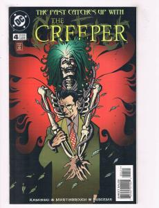 The Creeper #4 VG DC Comics Comic Book Kamanski JLA Mar 1998 DE38 AD11