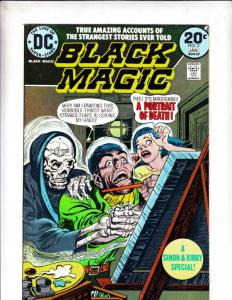 Black Magic #2 (Jan-74) VF High-Grade