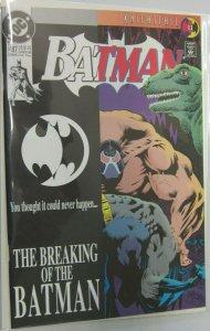 Batman #491 8.0 VF (1993)