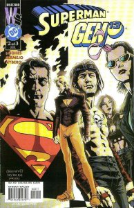 Superman/Gen13 #2A VF/NM; WildStorm | save on shipping - details inside