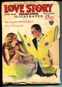 Love Story-Pulps-5/11/1929-Iris Oakley-Flora McDonald