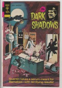 Dark Shadows #20 (Jun-73) VF/NM High-Grade Barnabus Collins