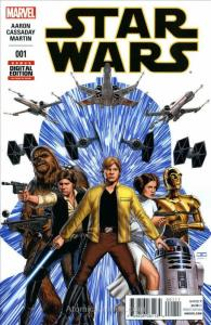 Star Wars (2nd Series) #1 VF/NM; Marvel | save on shipping - details inside