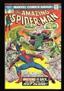 Amazing Spider-Man #141 FN/VF 7.0 1st Danny Berkhart as Mysterio!