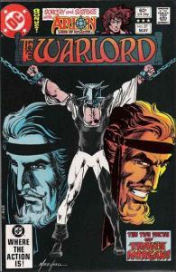 DC WARLORD (1976 Series) #57 FN+