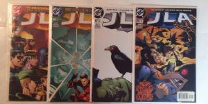 Justice League Of America JLA 66 67 68 69 70 Near Mint Lot Set Run 1997