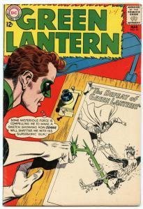 Green Lantern 19 Mar 1963 VG-FI (5.0)