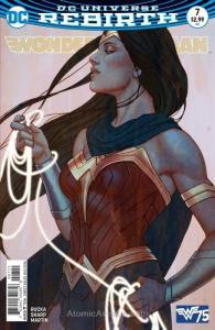Wonder Woman (5th Series) #7A VF/NM; DC | save on shipping - details inside