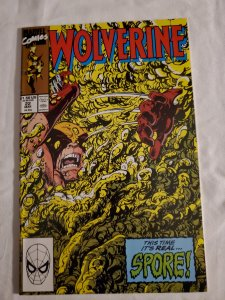 Wolverine 22 Near Mint Art by John Byrne and Klaus Janson