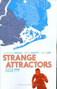 Strange Attractors (Boom!) #1 VF/NM; Boom!   save on shipping - details inside