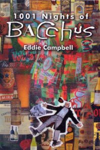 1001 Nights of Bacchus Trade Paperback #6, NM + (Stock photo)