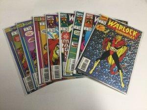 Warlock Chronicles 1 2 3 4 5 6 7 8 Nm- Near Mint- Marvel Comics