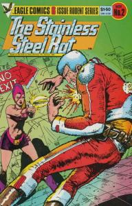 Stainless Steel Rat #2 VF/NM; Eagle   save on shipping - details inside