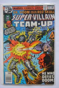 Super-Villain Team-Up #15