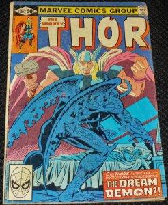 Thor #307 (1981)