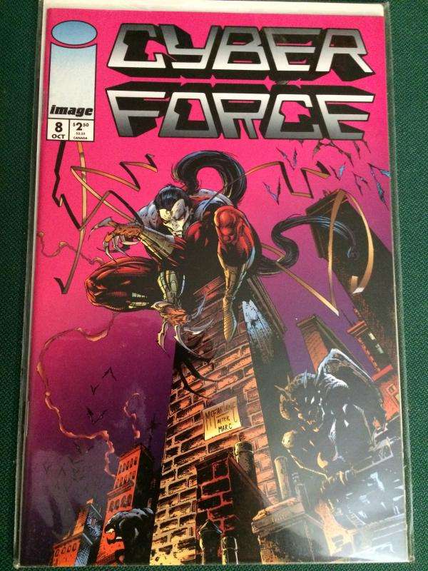 Cyber Force #8