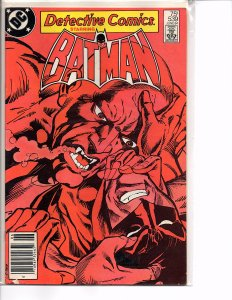 DC Comics Detective Comics #539 Batman; Doctor Fang Ed Hannigan Cover