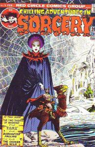 Chilling Adventures in Sorcery #5 (Feb-74) VF High-Grade Sabrina