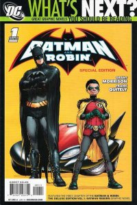 Batman and Robin (2009 series) Special Edition #1, NM- (Stock photo)