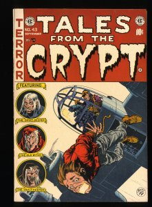 Tales From The Crypt #43 VF 8.0