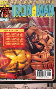 Iron Man (3rd Series) #8 VF/NM; Marvel | save on shipping - details inside