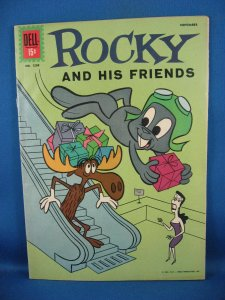 Four Color #1208 - Rocky and His Friends (Sep-Nov 1961, Dell) Fine+