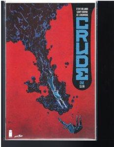 Crude #1 (Marvel, 2018)