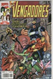 Los Vengadores volumen 3 numero 29: La elegia de Kulan Gath, segunda parte