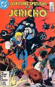Teen Titans Spotlight #6, VF+ (Stock photo)