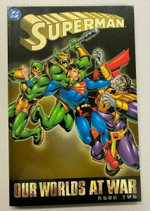 Superman Our Worlds at War #2 minimum 9.0 NM (2002)