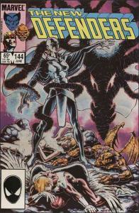 Marvel THE DEFENDERS (1972 Series) #144 FN/VF