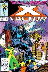 X-Factor (1986 series) #25, VF+ (Stock photo)