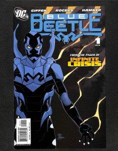 Blue Beetle #1 (2006)