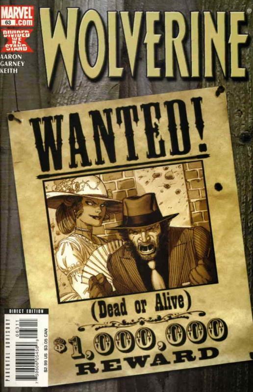 Wolverine (Vol. 3) #63 FN; Marvel | save on shipping - details inside